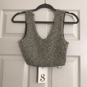 Sabo Skirt Knit Tank